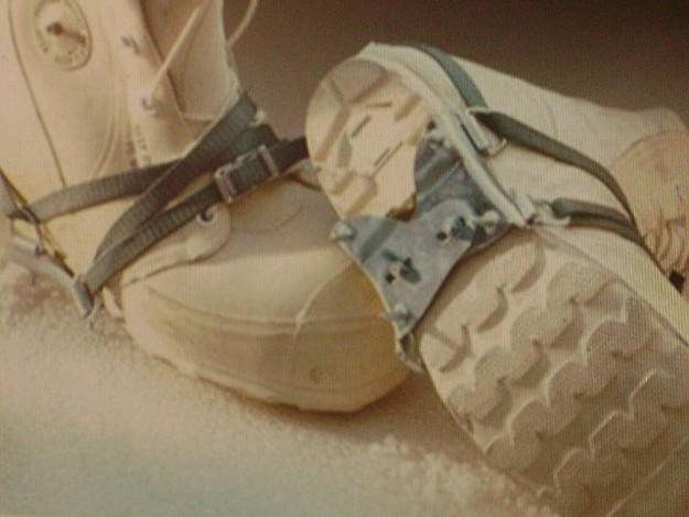 Italian Military Ice Crampons