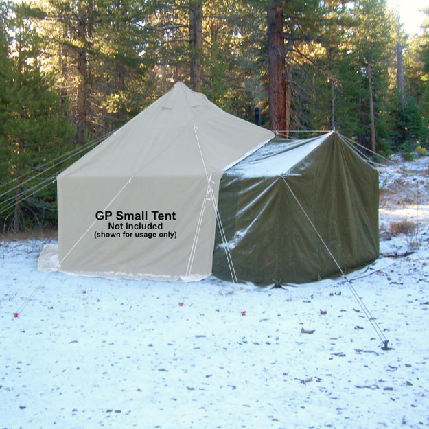 U.S. Military G.P. Small Vestibule fits G.P. Small Tent