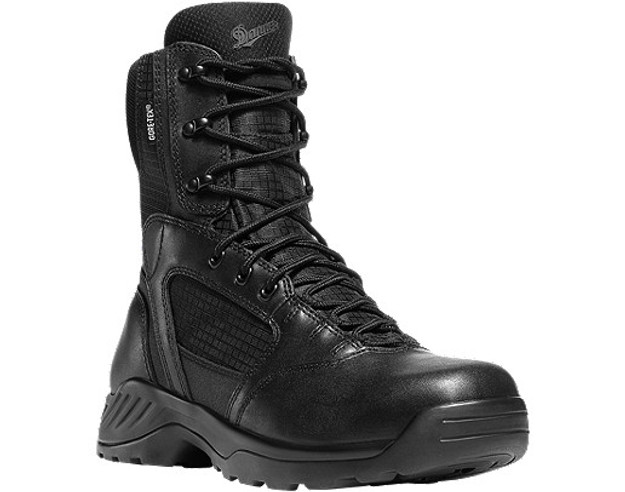Danner Men's Kinetic GTX Side-Zip 8″ Uniform Boots