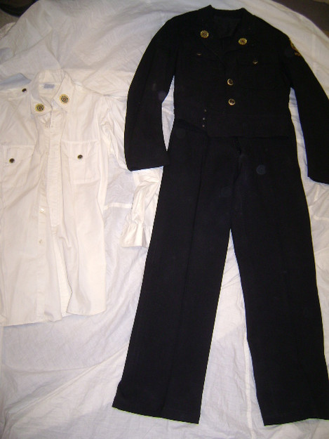 Vintage American Legion Uniform