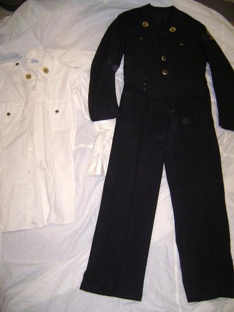 Vintage American Legion Uniform