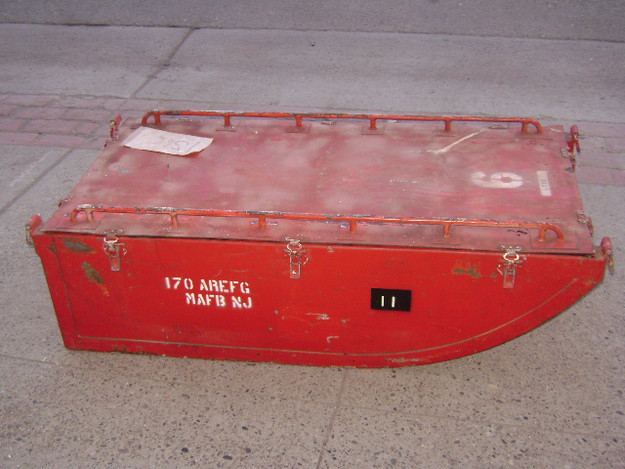 British Military Ammo Sled (1970s)