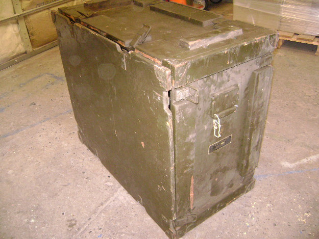 U.S. Army TA-276/TTC Telephone Circuit Trunk