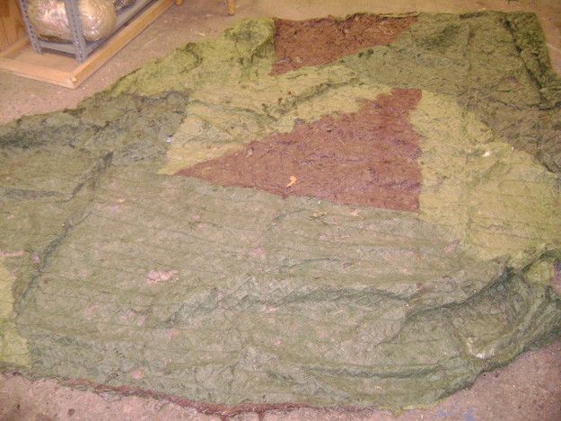 Czech Military 10′ x 10′ Camouflage Nets