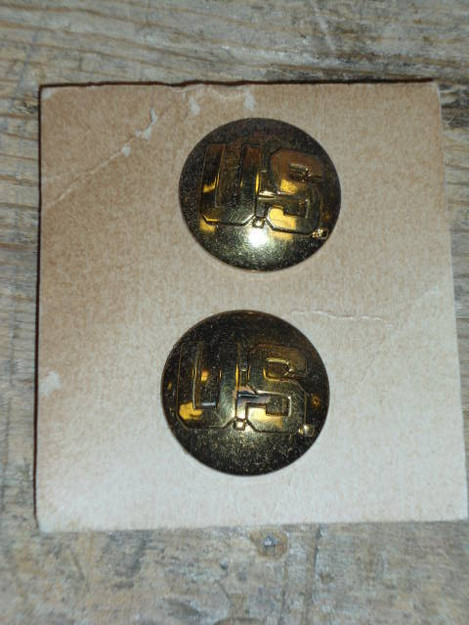 """U.S. Army Lapel Pins (""""U.S."""")"""