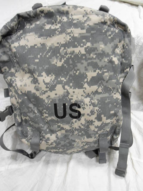 U.S. Army MOLLE II Medical Set Bag (empty)