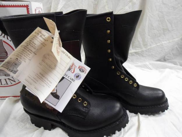 Hathorn Hi-Line 10″ Firefighting Boot