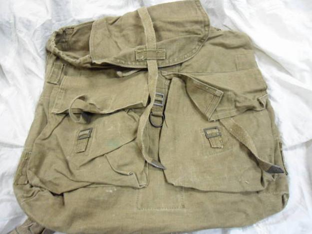 Hungarian Army Rucksack