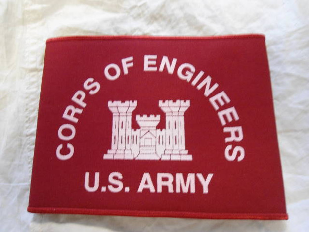 U.S. Army Corps of Engineers Armband