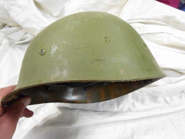 U.S. Military Vietnam War Era Helmet Liner