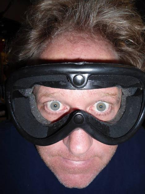 U.S. Military SWD Goggles (new in box)