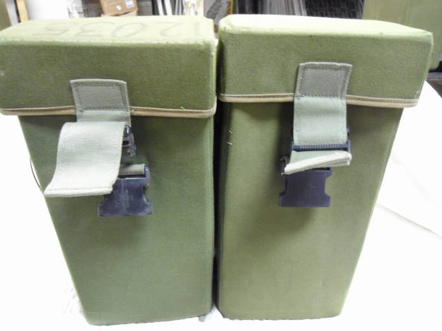 U.S. Army Chemical Agent Carrying Case