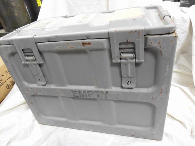 U.S. Navy Small Arms Ammo Box