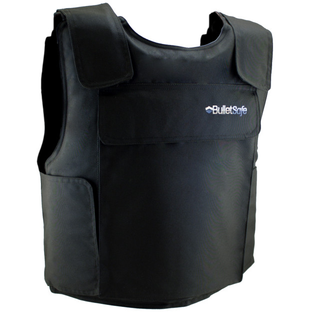 BulletSafe Bulletproof Vest (Level IIIA)