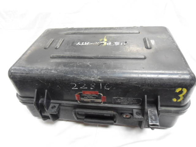 U.S. Army AN/TVS-5 Night Vision Storage Box