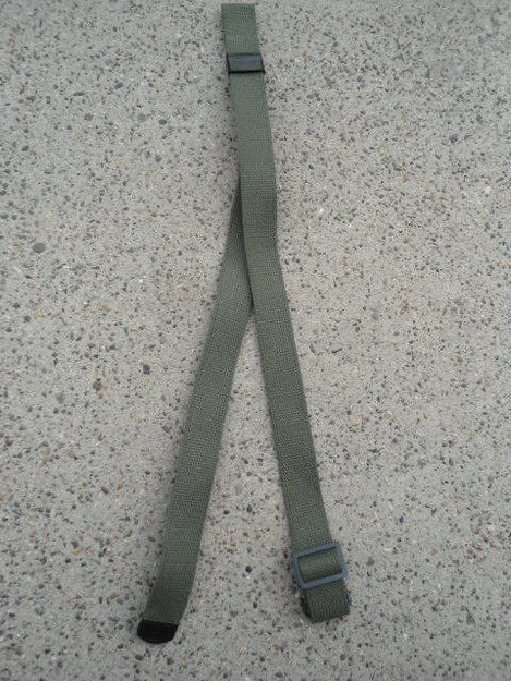 U.S. Military M-1 Garand Olive Drab Canvas Sling