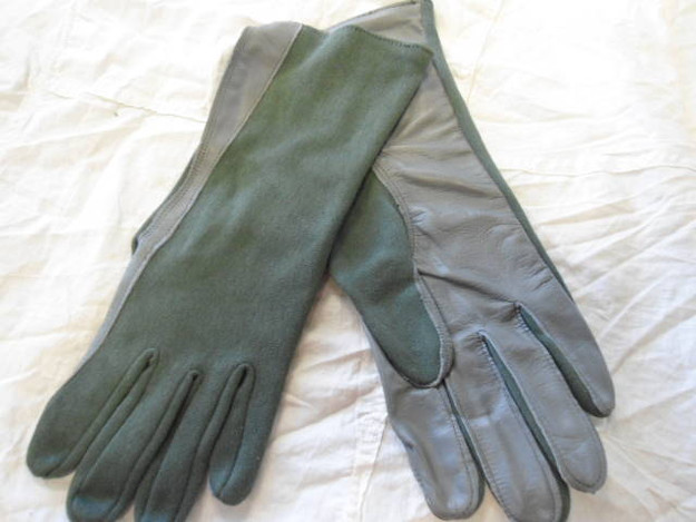 U.S. Military GS/FRP-2 Summer Flyer's Gloves