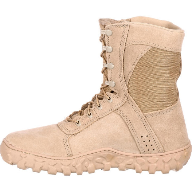 Rocky Men's S2V 101 Tactical Military Boots (tan)