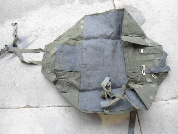 U.S. Military Vietnam War Era Parachutist's/Individual Equipment Pack