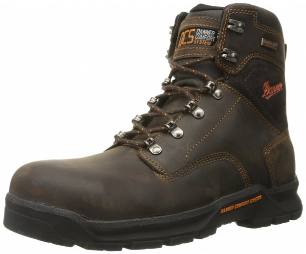 Danner Men's Crafter 6″ Brown Boots