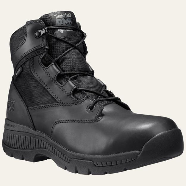 Men's Timberland Pro® Valor™ Duty 6″ Soft Toe Boots