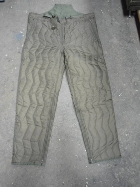 German Army Gore-Tex Bib Liners