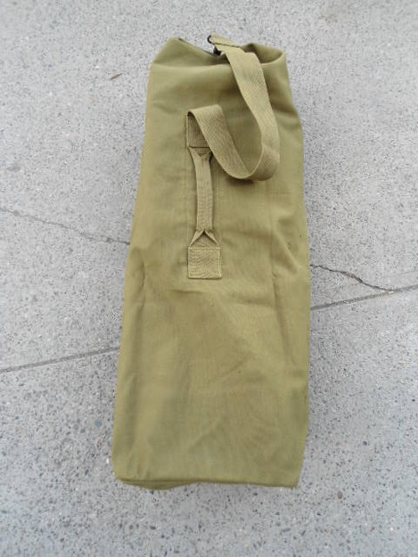 21″ x 36″ Top-Loading Duffle Bag (olive drab)