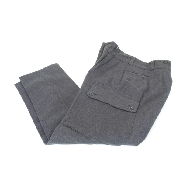 Finnish Army Wool Cargo Pants