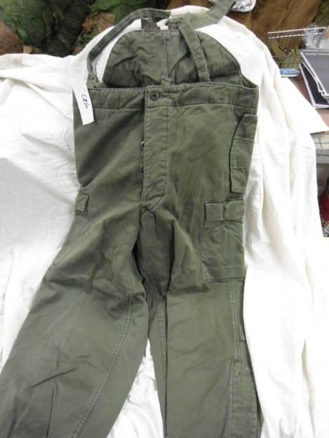Austrian Army Insulated Cold Weather Pant