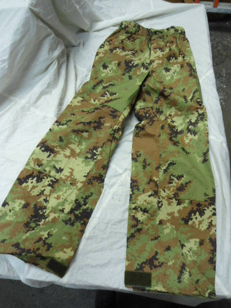 Italian Army Vegetato Gore-Tex Pants