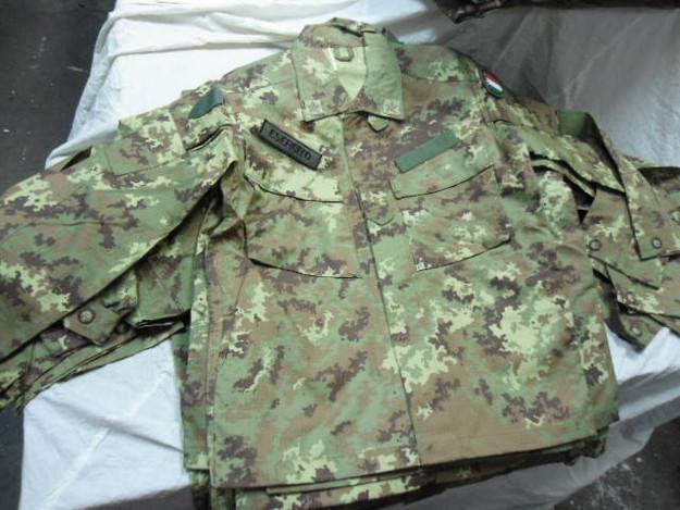Italian Army Vegetato BDU Jacket