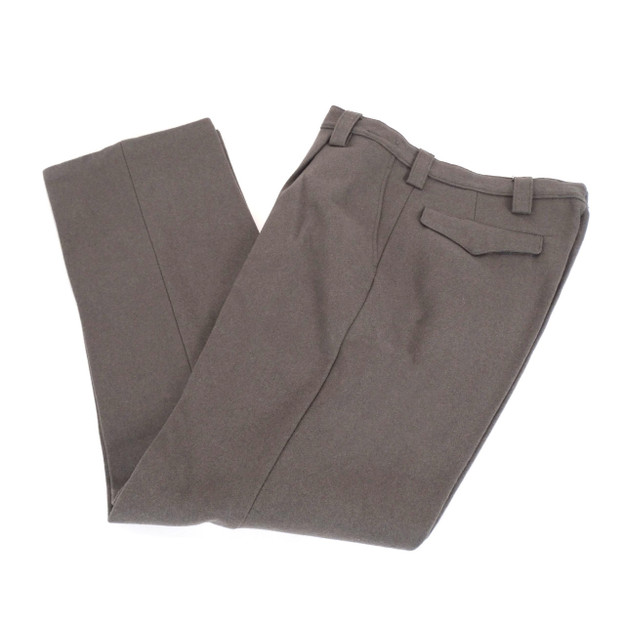 East German Uniform Wool Pants