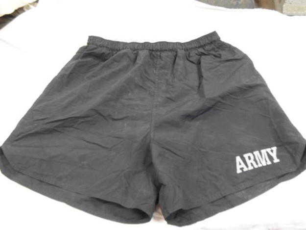 U.S. Army Physical Fitness Shorts
