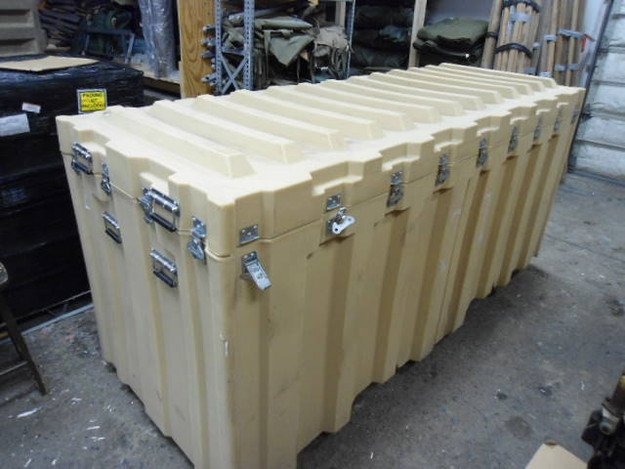 Alaska Structures Container (100″ long)