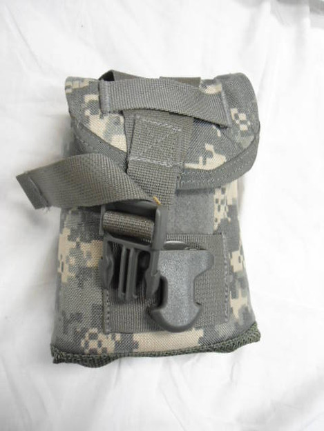 U.S. Army MOLLE 1-Qt Canteen Cover