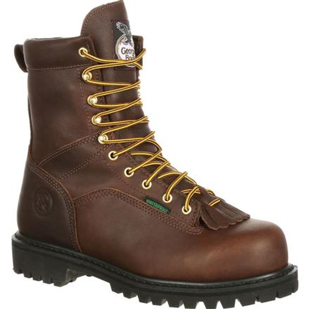 Georgia Boot Men's G8041 Logger Boots