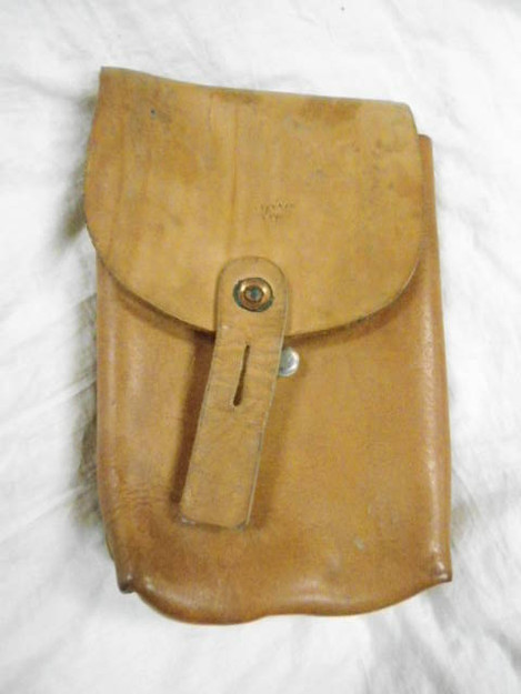 Swedish Army Magazine Pouch (vintage)