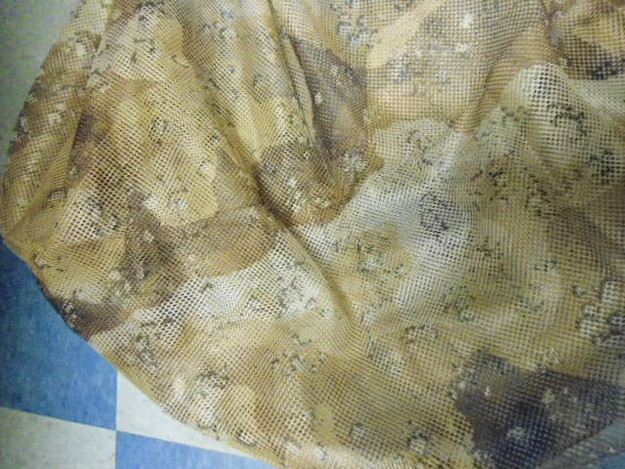 U.S. Military 5′ x 8′ Desert Camouflage Net (6-color)