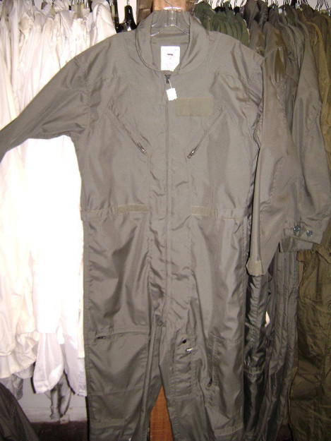 U.S Military Nomex Flyer's Coveralls