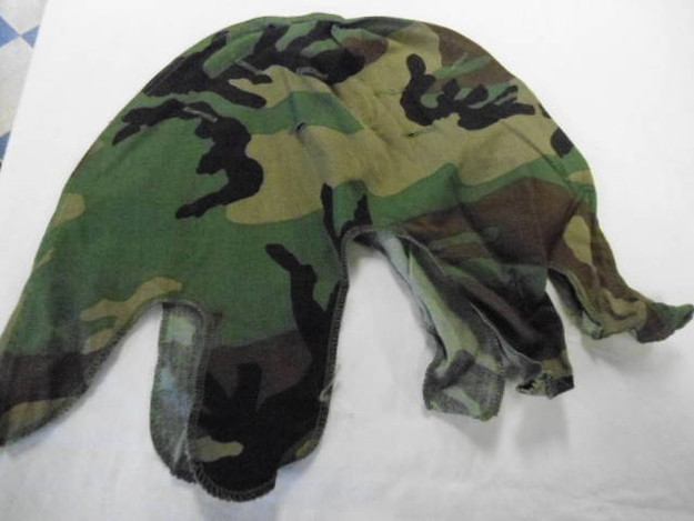 U.S. Army M1 Helmet Cover (Woodland)
