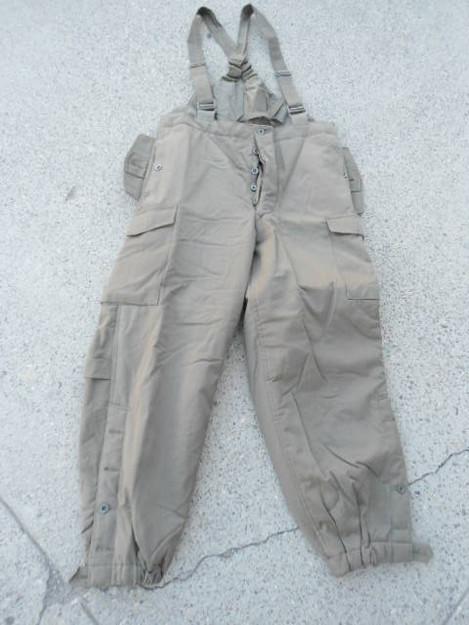 Austrian Army Thermal Pant/Bib