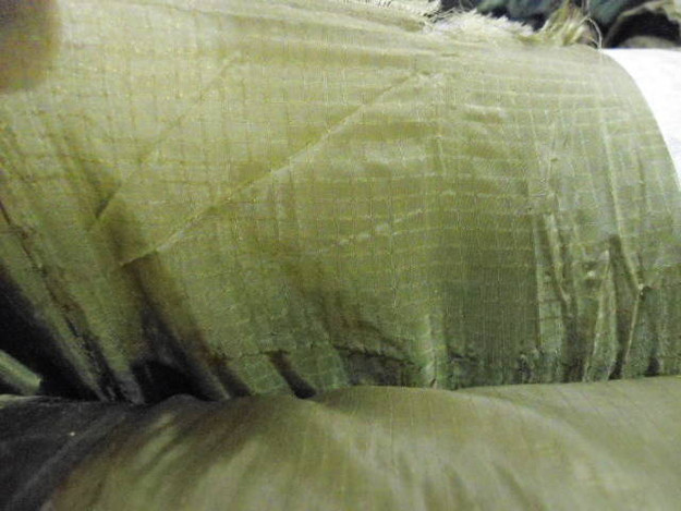 Rip-Stop Nylon Parachute Bulk Material/Fabric