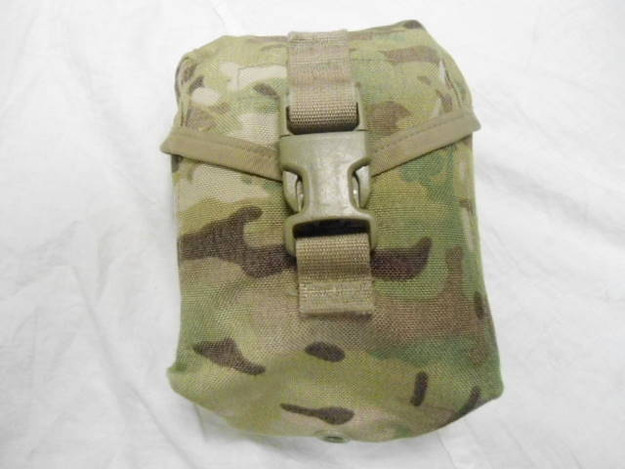 U.S. Army SEKRI Multicam First Aid Pouch (used)