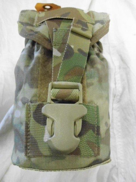 U.S. Army MOLLE 1-Liter Canteen Pouch