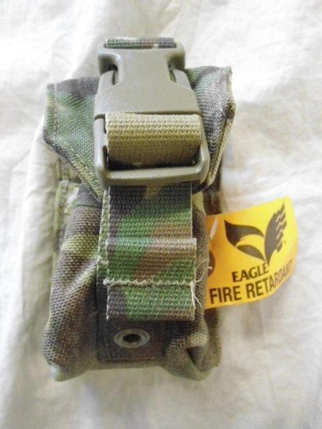U.S. Army Eagle Multicam Frag Grenade Carrier
