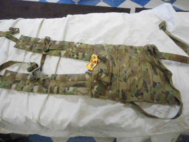 U.S. Army Multicam H-Gear Vest System