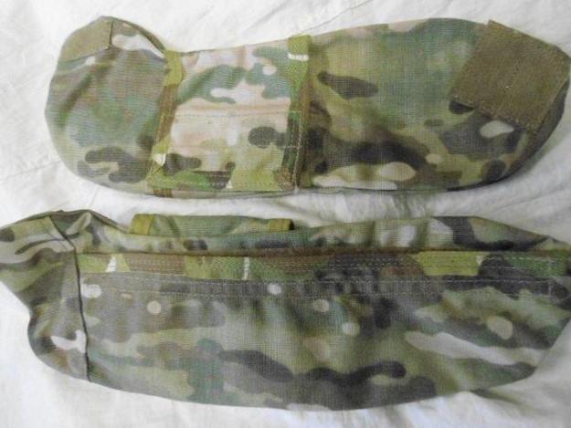 U.S. Army Multcam CIRAS Ballistic Shoulder Pads