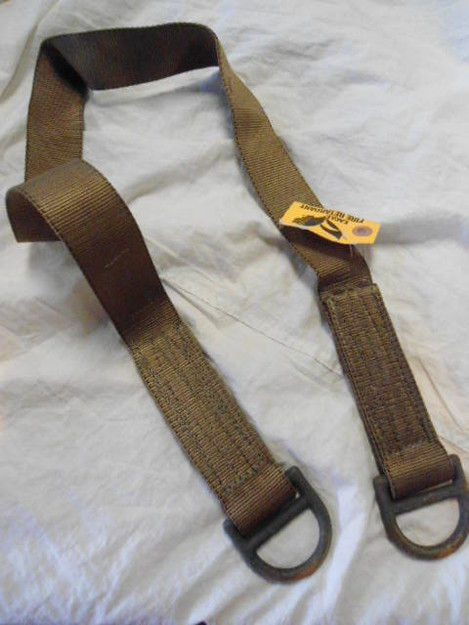 Eagle Industries Chest Strap Extraction System