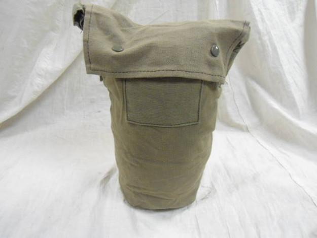 Swedish Army Gas Mask Bag