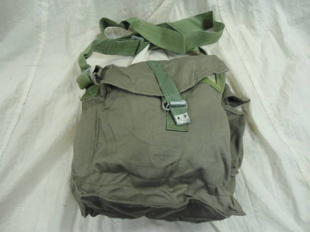 Polish Army Gas Mask Bag